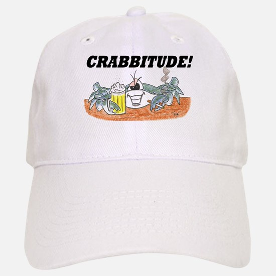 crab Baseball Baseball Cap