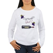 Zinfandel Girl T-Shirt