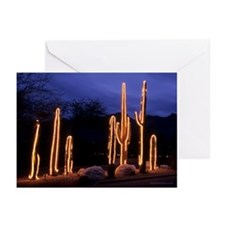 Cactus Christmas Greeting Cards (Pk of 10)