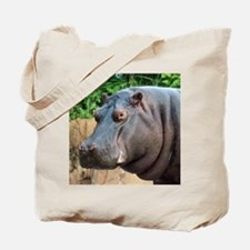 Hippo Two Tote Bag