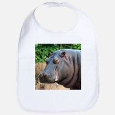 Hippo Two Bib