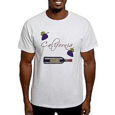 California Wine T-Shirt