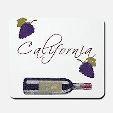 California Wine Mousepad