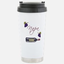 Napa Stainless Steel Travel Mug