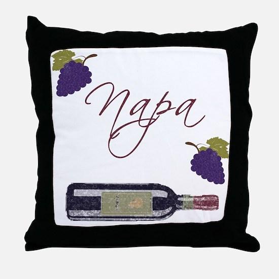 Napa Throw Pillow