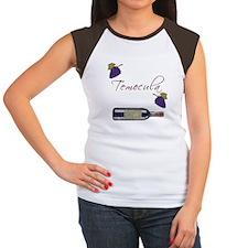 Temecula Women's Cap Sleeve T-Shirt