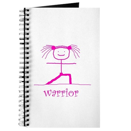 Warrior (Pink): Journal