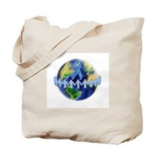 SJS Friends Tote Bag