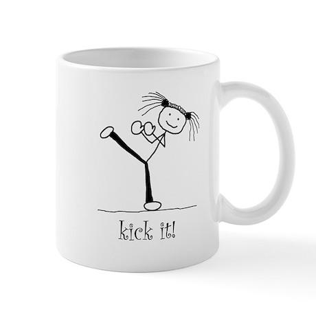 kick it! Mug