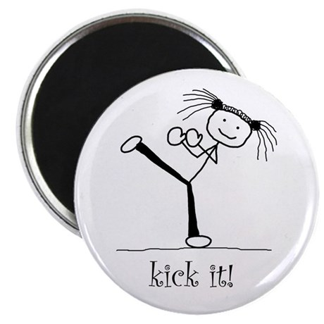 kick it! Magnet