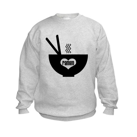 Ramen Kids Sweatshirt