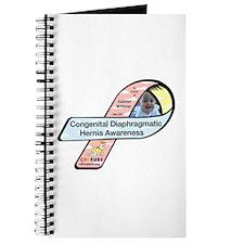 Gabriel Wittmer CDH Awareness Ribbon Journal