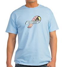 Emma Newel CDH Awareness Ribbon T-Shirt