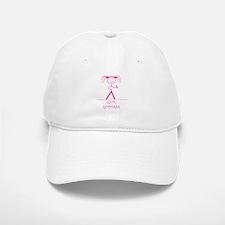 Gym Goddess (Pink): Baseball Baseball Cap