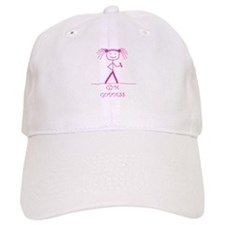 Gym Goddess (Pink): Baseball Cap