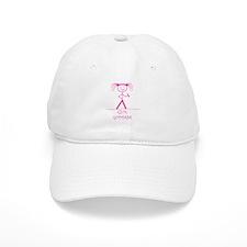 Gym Goddess (Pink): Cap