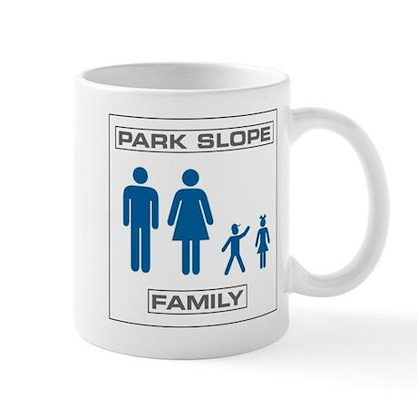 Park Slope Mommy and Daddy Mug