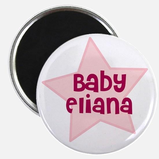Baby Eliana Magnet