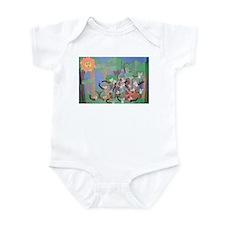 The Kitten Tree Infant Bodysuit
