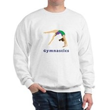 Female Gymnast Sweatshirt