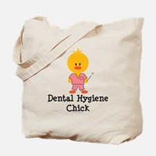 Dental Hygiene Chick Tote Bag