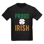 Proud Irish Kids Dark T-Shirt
