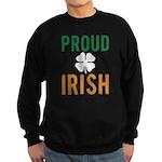 Proud Irish Sweatshirt (dark)