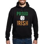 Proud Irish Hoodie (dark)
