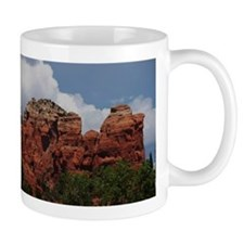 Coffee Pot Rock Small Mug