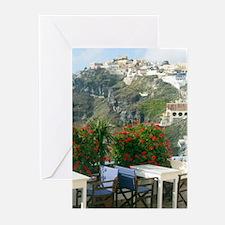 Santorini cards pk of 10