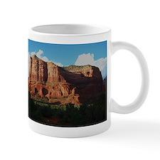 Courthouse Rock Small Mug