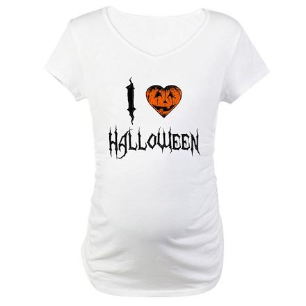 I Love Halloween Shirt