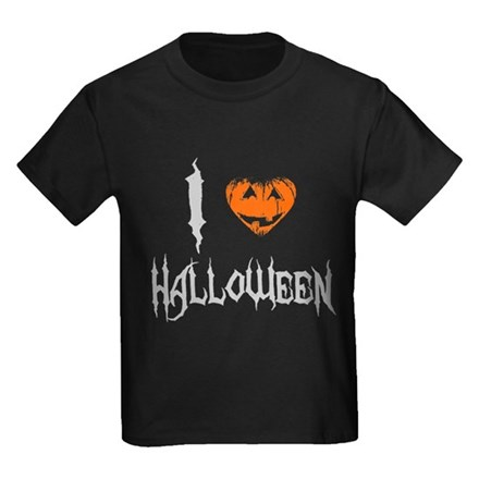 I Love Halloween T