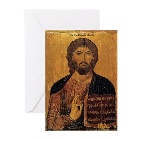 Pantocrator Greeting Cards (Pk of 10)