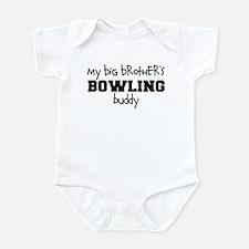 Cute Bowling buddy Infant Bodysuit