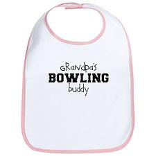 Grandpa's Bowling Buddy Bib