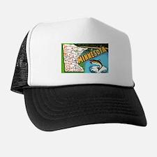 Cute Walleye Trucker Hat