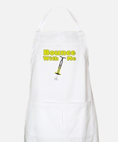 Bounce With Me BBQ Apron