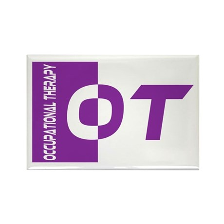 OT Rectangle Magnet