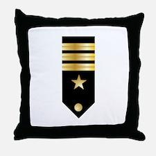 Cdr. Board Throw Pillow
