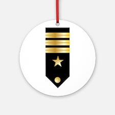 Cdr. Board Ornament (Round)