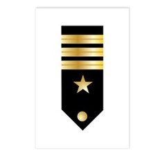 Cdr. Board Postcards (Package of 8)