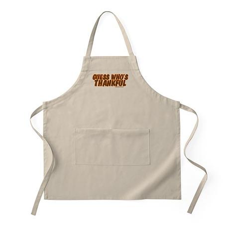 Thanksgiving BBQ Apron