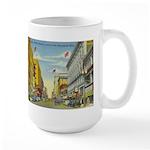 1940's Minneapolis Nicollet Avenue Large Mug