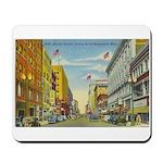 1940's Minneapolis Nicollet Avenue Mousepad