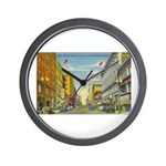 1940's Minneapolis Nicollet Avenue Wall Clock