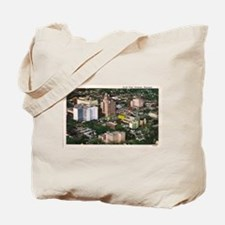Rochester Aerial View Tote Bag
