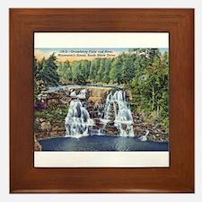 Gooseberry Falls Framed Tile