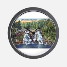 Gooseberry Falls Wall Clock