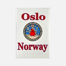 Oslo Norway Magnets